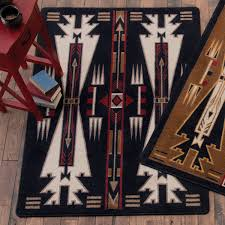 Lone Star Western Decor Coupon Southwest Rugs 4 X 5 Horse Blanket Black Rug Lone Star Western Decor