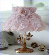 shabby chic chandelier table lamp home design ideas