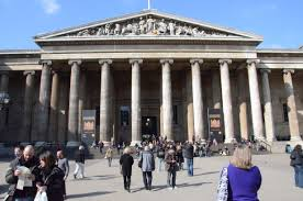 the british museum or u201cwhat humanity does when it is not trying to