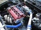 Turbocharged 91 Escort Gt, Mazda Protege BP 1.8L D- Photo