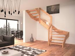Glass Stairs Design Contemporary Open Wooden Frame Staircases With Glass Railing By