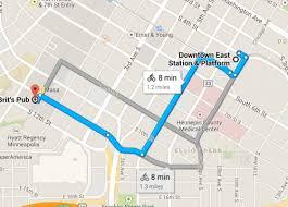 Light Rail Map Minneapolis For A Speedy Light Rail Trip Get Off Before Downtown Minneapolis