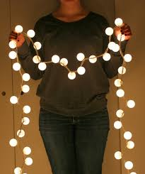 Christmas Lighted Balls Outdoor by 20 Simple And Affordable Diy Christmas Decorations Ball Lights