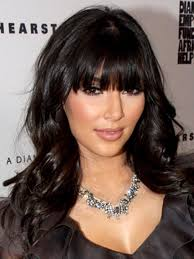 hairstyles with bangs womens hairstyles with bangs