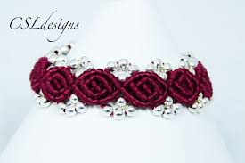 bracelet macrame patterns images Macrame tutorials csldesigns