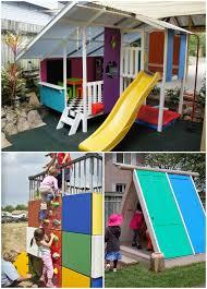 Kids Backyard Forts Custom Playhouse Kits Beautiful Custom Playhouse Kits With Custom