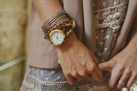 leather wrap bracelet watches images Top 10 diy ways to make new bracelet watch from your old watch jpg