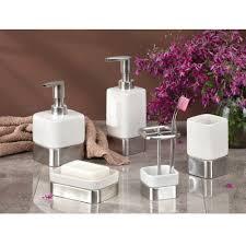 Interdesign Bathroom Accessories by Amazon Com Interdesign Gia Tumbler Cup For Bathroom Vanity