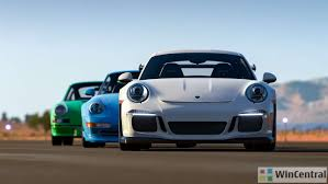 porsche garage porsche car pack now available for forza horizon 3 add 7 new cars