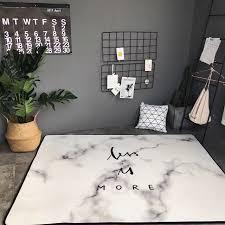 tappeto soggiorno 145x195 cm grande marmo modello tappeto tappeti antiscivolo