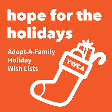 adopt a local family for the holidays and give back to the