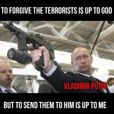 Putin Obama Meme - it s official isis bombed russian airliner here is putin s response