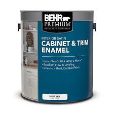 how to trim cabinets interior cabinet trim satin enamel behr premium behr