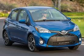 used 2015 toyota yaris hatchback pricing for sale edmunds