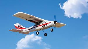 e flite apprentice s 15e bnf trainer airplane with safe