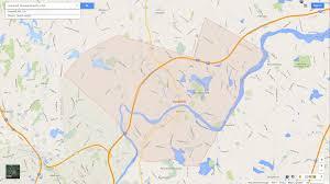 Massachusetts Maps Haverhill Massachusetts Map