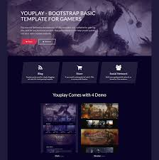 mindblowing free html5 bootstrap templates 2017