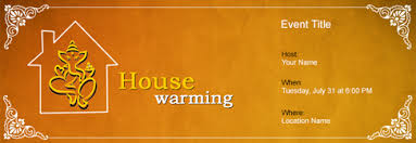 free house warming invitation with india s 1 tool