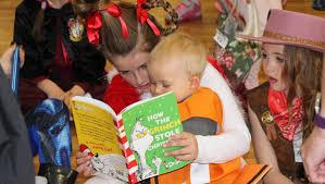 book week st joseph s school portland photos lithgow mercury