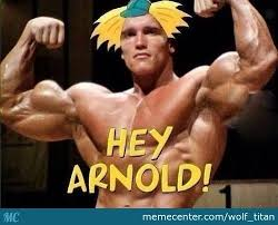 Muscle Memes - 10 hey arnold jokes and memes that will make you lol gurl com