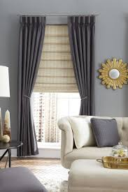 Contemporary Window Curtains Decoration Blind Curtains For Windows Sheer Window Shades