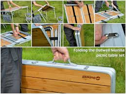 at last a decent folding picnic table