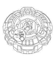 beyblade anime coloring pages for kids printable free coloing