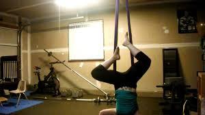a few tricks on aerial yoga hammock youtube