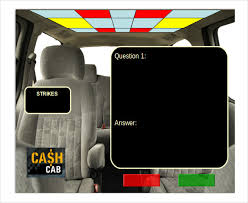 cash cab powerpoint template gavea info