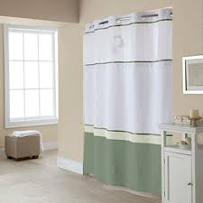 Shower Curtain With Pockets Shower Curtains Shower Curtains For Bed U0026 Bath Jcpenney