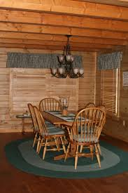 Log Dining Room Tables by 7 Best Log Cabin Window Treatments Images On Pinterest Log