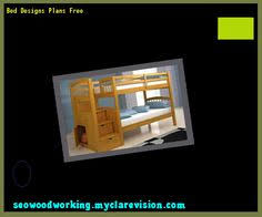 Woodworking Plans Bunk Beds Free by Wooden Loft Bed Design 104920 Woodworking Plans And Projects