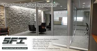 Office Furniture Delivery by Systems Furniture Installations Provides Hotel Furniture Delivery