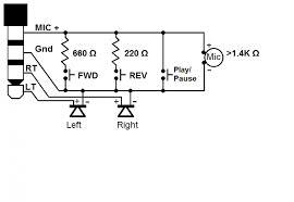 galaxy s4 headset mic u0026 button wiring schematic pinout