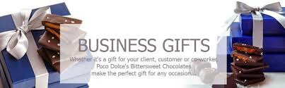 corporate gifts business corporate gifts poco dolce chocolates