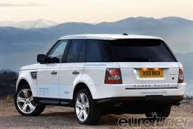 land rover rear range e range rover diesel hybrid diesel hybrid eurotuner magazine