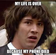 Phone Meme - phone
