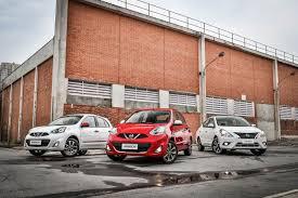 Nissan March e Versa terão câmbio automático CVT | Autos Segredos