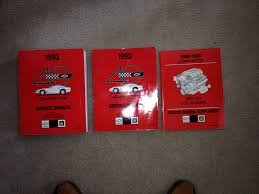 1993 factory service manual corvetteforum chevrolet corvette