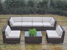 Patio Wicker by Outdoor Couch