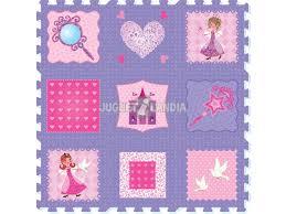 tappeti puzzle tappeto puzzle principesse soffice schiuma juguetilandia