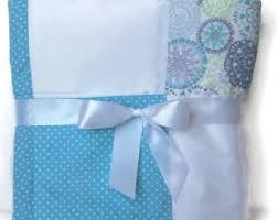 Shabby Chic Blue Bedding by Shabby Chic Quilt Etsy