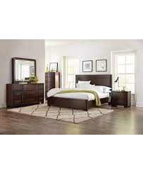 fairbanks king bedroom furniture 3 pc set bed with usb outlets