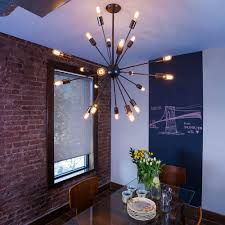 diy sputnik chandelier affordable sputnik chandeliers from brooklyn bulb co retro