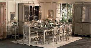 neutral interiors ethan allen dining room country french dining