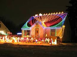 lighted outdoor decorations all home design ideas