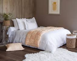 drap en satin de coton linge de lit en percale becquet