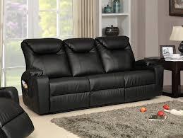 Black La Z Boy Power by Recliners Chairs U0026 Sofa Corner Recliner Sofa Fabric Sofas And