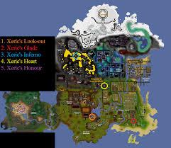 Oldschool Runescape World Map by Xeric U0027s Talisman Old Runescape Wiki Fandom Powered By Wikia