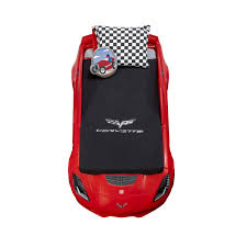 corvett bed speed into with step2 corvette toddler to bed giveaway